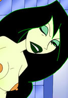 Dizzy and pretty Shego comes