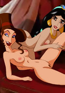 cum craving Megara